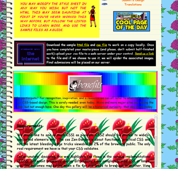 geocities pagebuilder: